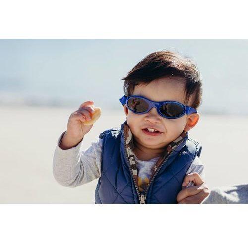 Okulary przeciwsłoneczne dzieci 2-5lat uv400 - red dot marki Banz