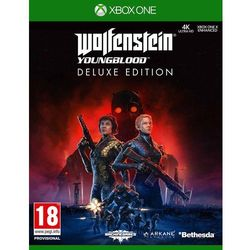 Wolfenstein Youngblood Deluxe Edition Gra xbox one CENEGA