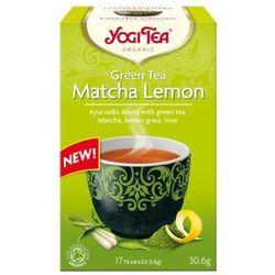 Zielona herbata  YOGI TEA (herbatki)