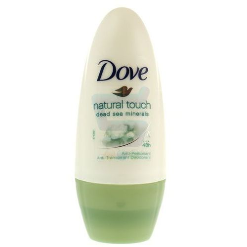 Unilever Dezodorant dove natural touch dead sea minerals antyperspirant w kulce 50 ml