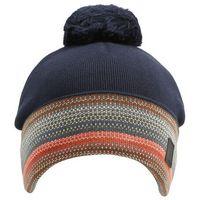 czapka zimowa BENCH - Linkon Dark Navy Blue (NY031)
