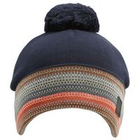 czapka zimowa BENCH - Linkon Dark Navy Blue (NY031) rozmiar: OS