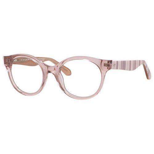 Kate spade Okulary korekcyjne geralyn 0qgx 00