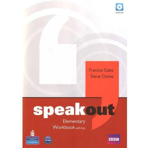 Speakout Elementary, Workbook (zeszyt ćwiczeń) with Answer Key plus Audio CD (2011)
