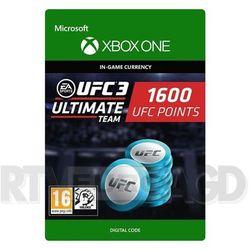Microsoft Ea sports ufc 3 1600 punktów [kod aktywacyjny]