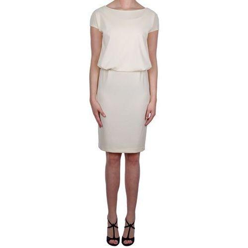 Sukienka orina (Kolor: żółty, Rozmiar: 44), TK/O/ORINA
