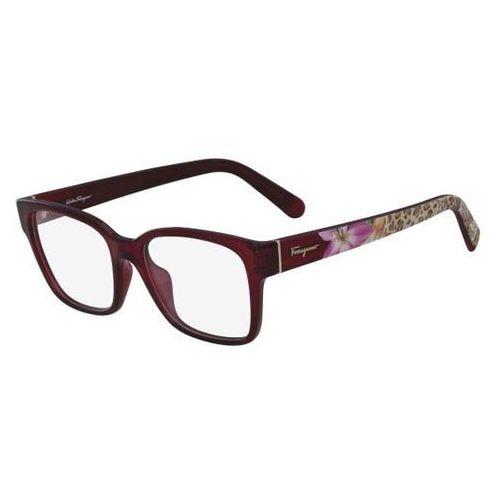 Okulary Korekcyjne Salvatore Ferragamo SF 2778 613