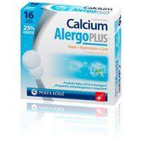 CALCIUM Alergo Plus x 16 tabl. musujących