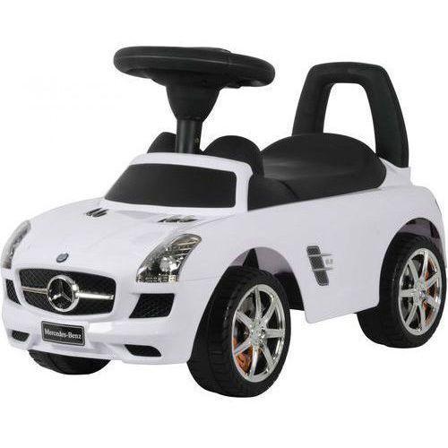 Jeździk BUDDY TOYS Mercedes Biały