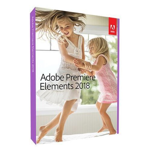 premiere elements 2018 pl win box marki Adobe
