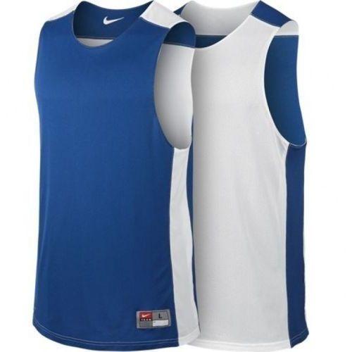 Koszulka koszykarska Nike League REV Practice Tank M 626702-494 izimarket.pl