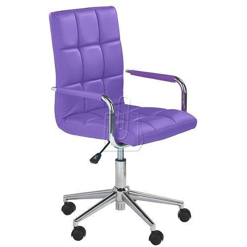 Halmar Fotel młodzieżowy gonzo 2 fioletowy (2010001147510)