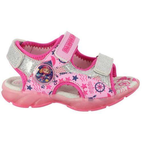 22a7240718692b ▷ Sandały dziewczęce paw patrol 23 różowe (Disney by Arnetta ...