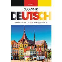 Słownik Deutsch niemiecko-polski, polsko-niemieck (782 str.)