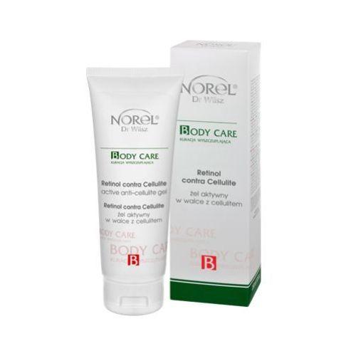 Body care retinol contra cellulite żel aktywny w walce z cellulitem (dz050) Norel (dr wilsz)