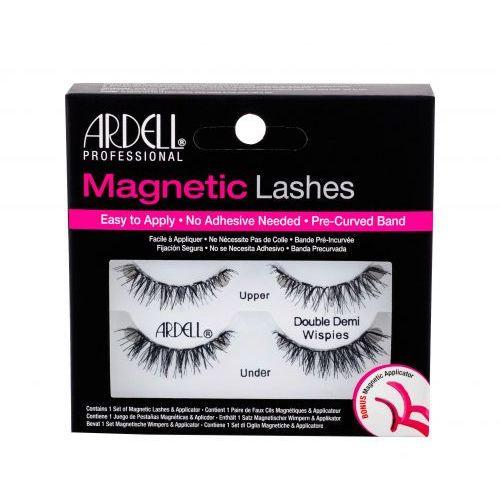 Ardell magnetic lashes double demi wispies sztuczne rzęsy 1 szt dla kobiet black - Bombowa przecena