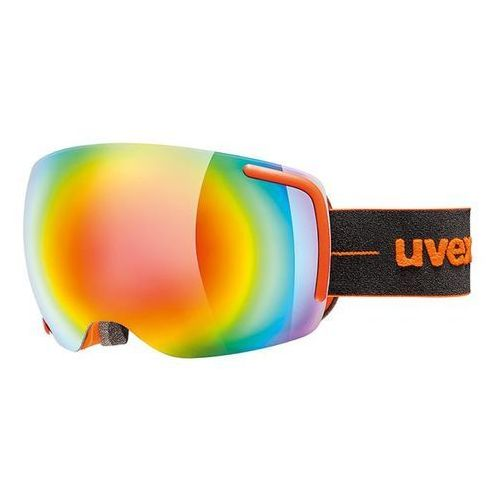 Gogle narciarskie big 40 fm pomarańczowy marki Uvex