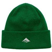 czapka zimowa EMERICA - Triangle Beanie Green (300)