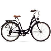 """Romet rower miejski Sonata 28"""" kremowy M 17"""" model 2016 - Gwarancja terminu lub 50 zł! - Bezpłatny odbiór osobisty: Wrocław, Warszawa, Katowice, Kraków"""