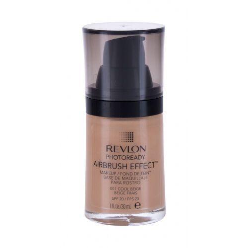 Photoready airbrush effect spf20 podkład 30 ml dla kobiet 007 cool beige Revlon - Super oferta