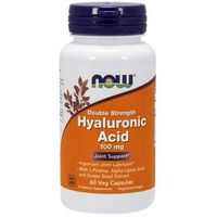 Hyaluronic Acid 100mg + Antyoksydanty 60 kaps.