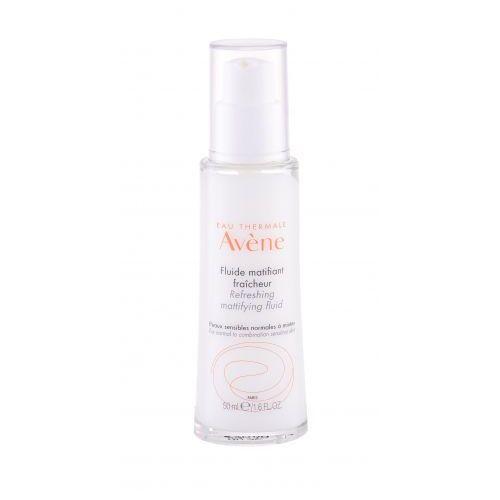 Avene Sensitive Skin Refreshing Mattifying Fluid żel do twarzy 50 ml dla kobiet - Ekstra oferta