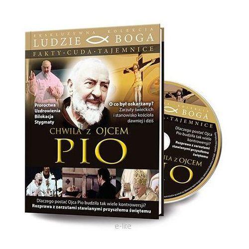 CHWILA Z OJCEM PIO + Film DVD