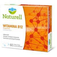 Naturell witamina b12 - 60 tabletek