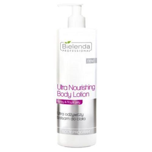 Ultra nourishing body lotion ultra odżywczy balsam do ciała Bielenda professional - Bardzo popularne