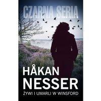 Żywi i umarli w Winsford - Hakan Nesser (9788380153196)