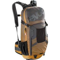 EVOC FR Enduro Protector Backpack 16l, carbon grey/loam S 2020 Plecaki rowerowe