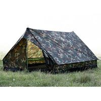 Mil-Tec Namiot 2 Osobowy Mini Pack Standard Woodland - Woodland