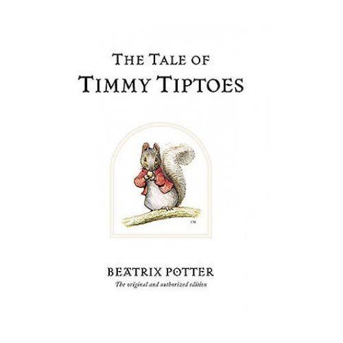 Tale of Timmy Tipotes, oprawa twarda