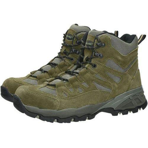 buty trekkingowe wysokie trooper olive - oliv marki Mil-tec