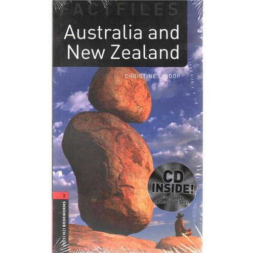 Australia And New Zealand + CD The Oxford Bookworms Library Factfiles Stage 3 (1000 Headwords), Oxford University Press