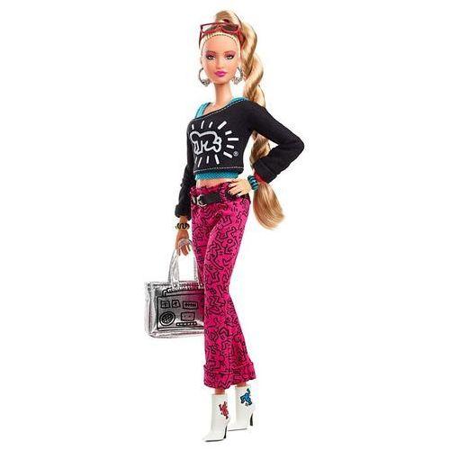 Mattel lalka barbie keith haring