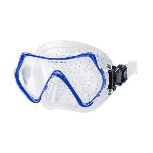 Allright Maska do nurkowania mneme junior niebieska