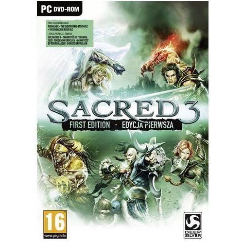 Sacred 3 Pierwsza Edycja PL PC