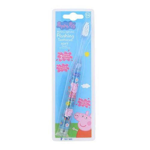 Peppa Pig Peppa Battery-Operated Flashing Toothbrush szczoteczka do zębów 1 szt dla dzieci, 74971