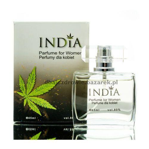 Perfumy o Zapachu Konopi Damskie, 45 ml, India Cosmetics