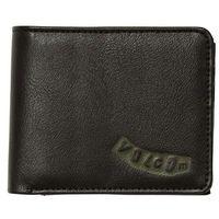 portfel VOLCOM - Pistol Pu 3F Wallet Black (BLK)