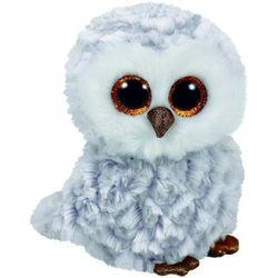 Beanie Boos Owlette - biała sowa 24 cm