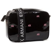 Torebka ARMANI EXCHANGE - 942165 0P175 74420 Black/Rose Quartz