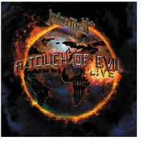 Judas Priest - A Touch Of Evil - Live, 88697545972