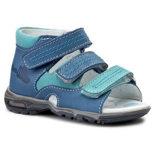 3ed36375 ▷ Sandały - 11-1409 Chaber, kolor niebieski (RenBut) - opinie ...
