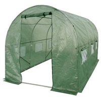 Happy green tunel foliowy 3x2x2m (8591022401859)