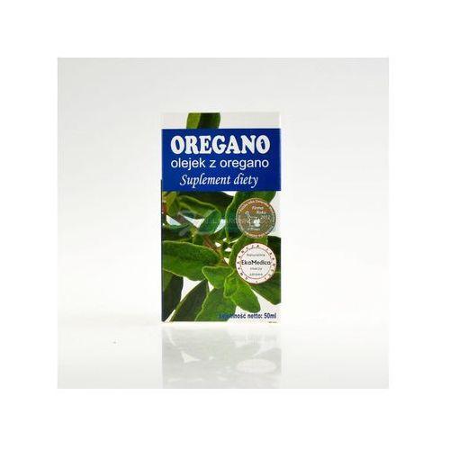 OREGANO Olejek z oregano - 50 ml (butelka)