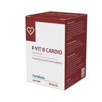 F-Vit B cardio (witamina B12 + witamina B6) 60 porcji