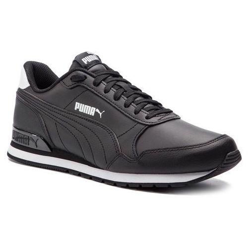 Sneakersy PUMA - St Runner V2 Full L 365277 02 Puma Black/Puma Black