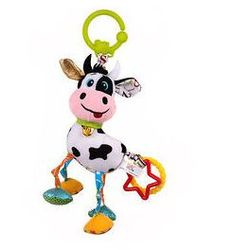 Zawieszka krowa caesar z wibracj� marki Dumel discovery